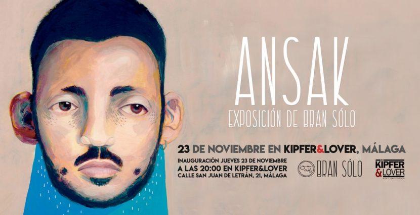23-11-017 – Ansak, Bran Sólo @ Kipfer&Lover, Málaga