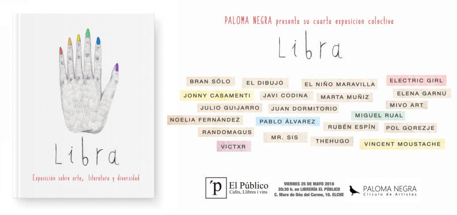 25-05-2018 – LIBRA @ Librería El Público, ELCHE